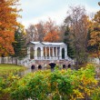 Autumn in old park — Stock Photo #11672662