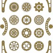 Royalty-Free Stock Vector Image: Steampunk