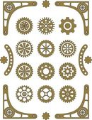 Steampunk — Stock Vector