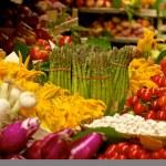 Vegetable market — Stock Photo #11554822