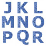 Bubble alphabet - part 2 — Stock Vector #11493214