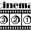 Cinema symbol - Stock Vector