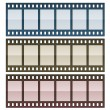 Film strips — Stock Vector #11494063