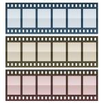 Film strips — Stock Vector #11494063
