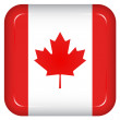 Canada flag — Stock Vector