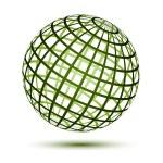 Globe — Stock Vector #11494996