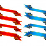 Ribbons — Stock Vector #11495352
