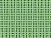 зеленая мозаика - бесшовные обои — Cтоковый вектор