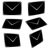 E-posta işaretleri — Stok Vektör