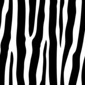 Seamless zebra pattern — Stock Vector