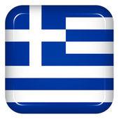 Bandeira da grécia — Vetorial Stock