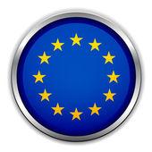 Vlajka eu — Stock vektor