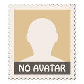 Male avatar — Stock Vector