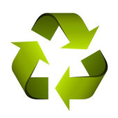 Recycle symbol — Vecteur