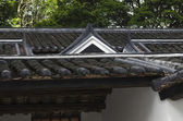 Chinese traditional tile roof — Stock Photo