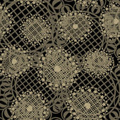 текстура бесшовные орнамент вектор — Cтоковый вектор