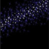 Vector star background — Stock Vector