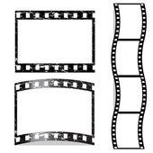 Vektorové úžasném filmu — Stock vektor