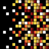 Vector design carré — Vecteur