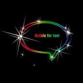 Vector speech bubbles — Stock Vector