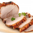 Royalty-Free Stock Photo: Roast pork