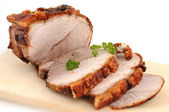 Roast pork — Foto Stock