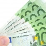 100 Euro — Stock Photo #11603843