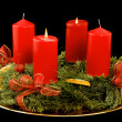 Second advent — Stockfoto #11603861