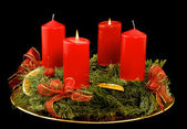 Second advent — Stock Photo