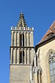 聖 jakobs 教会アウグスブルク — ストック写真