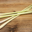 Stock Photo: Lemon grass