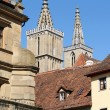 St. Jakobs Kirche Rothenburg ob der Tauber — Stock Photo #11743022