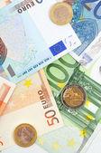 Euro — Stock fotografie