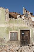 Ruin in Germany — Stock Photo