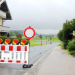 Stock Photo: Hochwasser