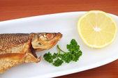 Bavarian Whitefish — Stock Photo