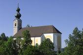 Ruhpolding in Bavaria — Stock Photo