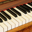 Royalty-Free Stock Photo: Old Piano