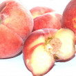 Fruit - peaches - figs — Stock Photo #11609905