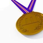 Bronze medal — Stock Photo #11732317