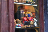 The old town of lijiang handicraft — Stock Photo