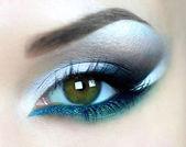 Beautiful eyes — Stock Photo