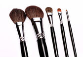 Makeup Brushes — Stock Photo