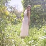 giardino di amanti — Foto Stock