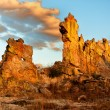 Постер, плакат: Double rock in Madagascar