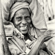 Optimistic Ethiopilady — Stock Photo #11917079