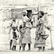 Stock Photo: Group of Ghanaian