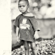 Ghanaian boy — Stock Photo
