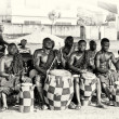 Stock Photo: Ghanaidrummers