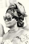 Progressive Ghanaian lady — Stock Photo
